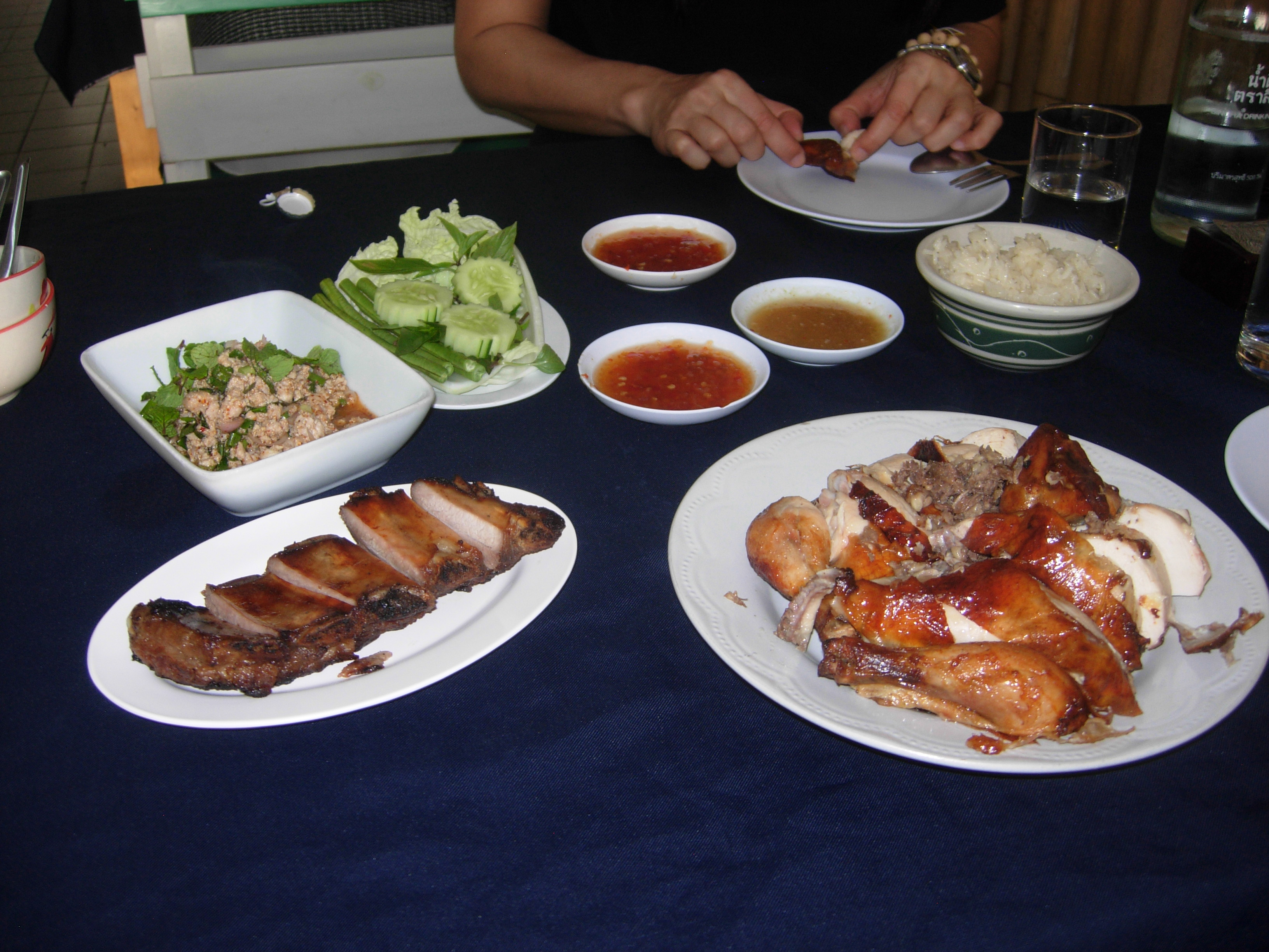 chicken & pork…Chiang Mai– | GlobeHug